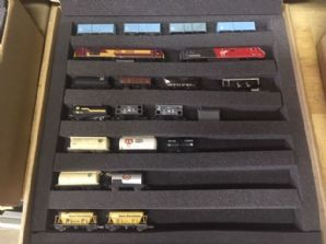 N Gauge Stock Storage Box